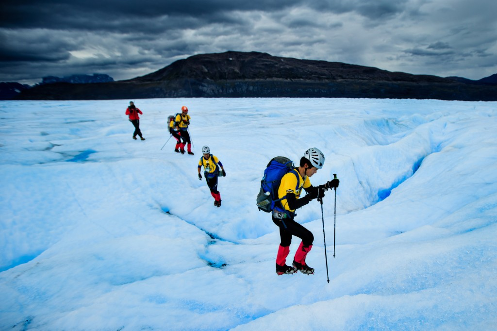 Patagonian Expedition Race 2013, Patagonia, Chile Team East Wind Mountain Trekking Section