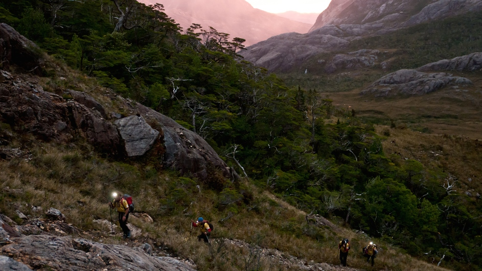 Patagonian Expedition Race, Patagonia, Chile Team Trekking Expedition Stage