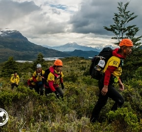Team Expedition through Chilean Patagonia; Mountain Climbing Expedition; Trekking; Team East Wind; Patagonian Expedition Race 2016 in Patagonia, Chile