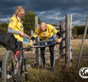 Team Expedition through Chilean Patagonia; Bike Expedition; Team GODZone Adventure Racing; Patagonian Expedition Race 2016 in Patagonia, Chile