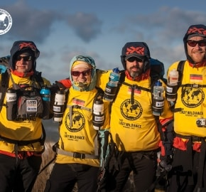 Team Expedition through Chilean Patagonia; Mountain Climbing Expedition; Kayak Expedition; Bike Expedition; Trekking; Team CAMPZ Adventure; Patagonian Expedition Race 2016 in Patagonia, Chile