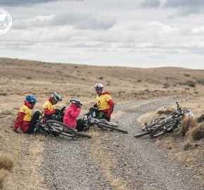 Team Expedition through Chilean Patagonia; Bike Expedition; Team East Wind; Patagonian Expedition Race 2016 in Patagonia, Chile