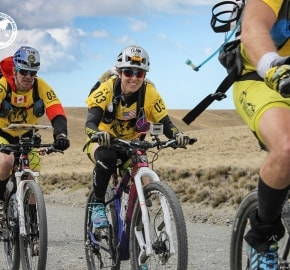Bike Expedition; Team YogaSlackers; Patagonian Expedition Race 2016 in Patagonia, Chile