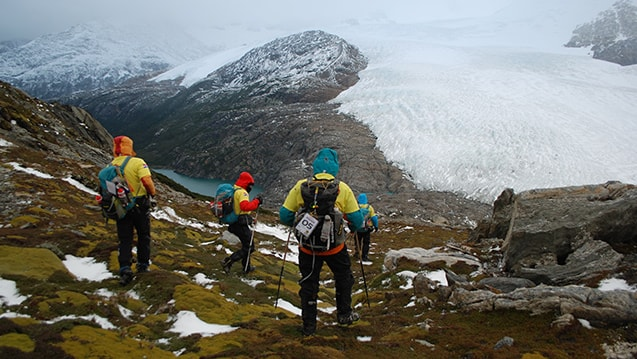 Patagonian Expedition Race 2012, Patagonia, Chile, Trekking Stage, Team Expedition