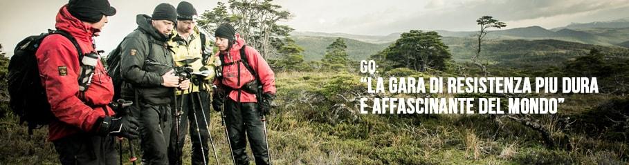 GQ Patagonian Expedition Race Gara di Resistenza Piu Dura E Affascinante del Mondo
