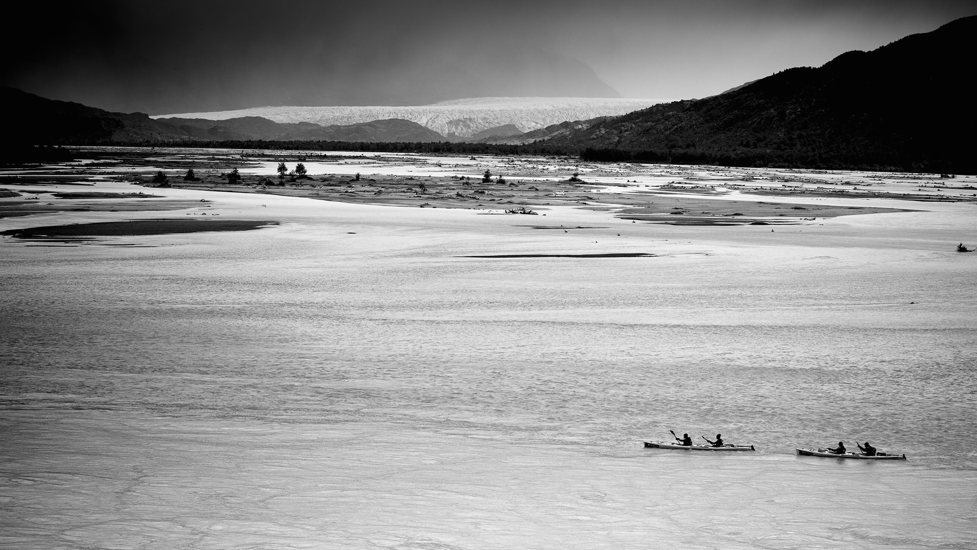 Patagonian Expedition Race, Patagonia, Chile Team Kayak Expedition Stage