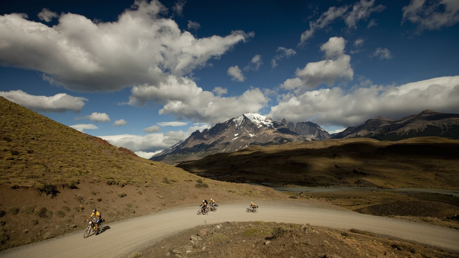 Patagonian Expedition Race, Patagonia, Chile Bike Stage Patagonian Expedition Race