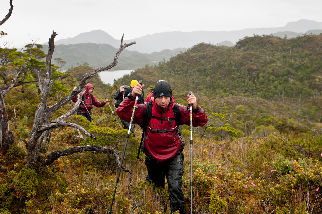 Team Adidas Terrex in the Patagonian Expedition Race, Patagonia, Chile