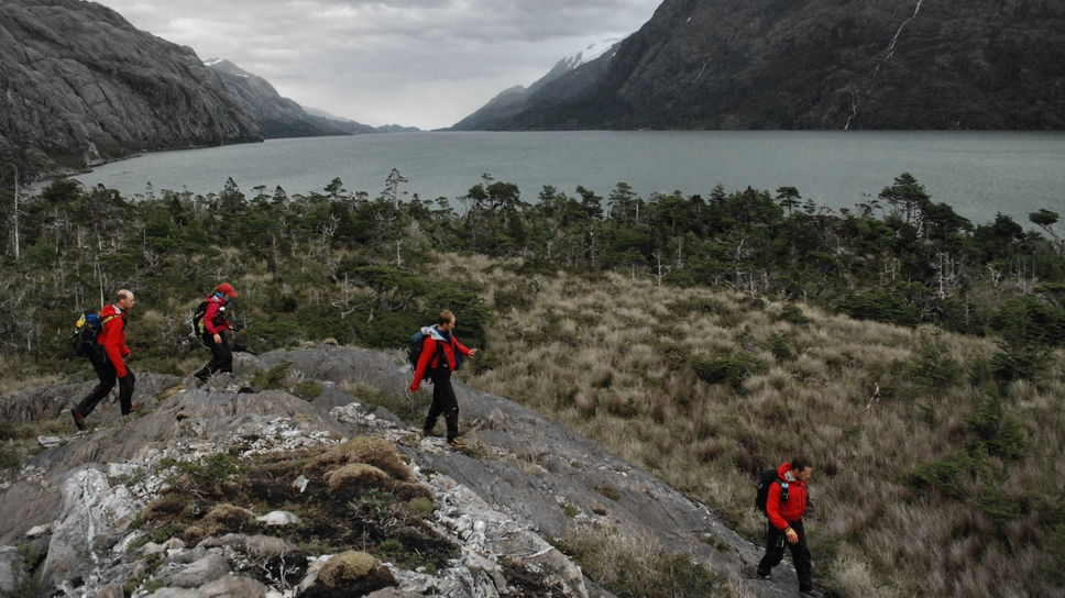 Patagonian Expedition Race, Patagonia, Chile, Team Trekking Stage