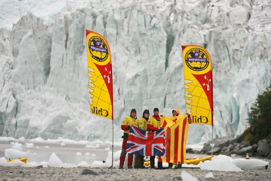 Team Adidas Terrex Patagonian Expedition Race, Team Expedition, Patagonia, Chile