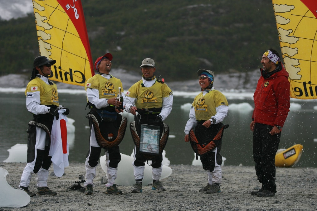 Patagonian Expedition Race, Patagonia, Chile, Team East Wind