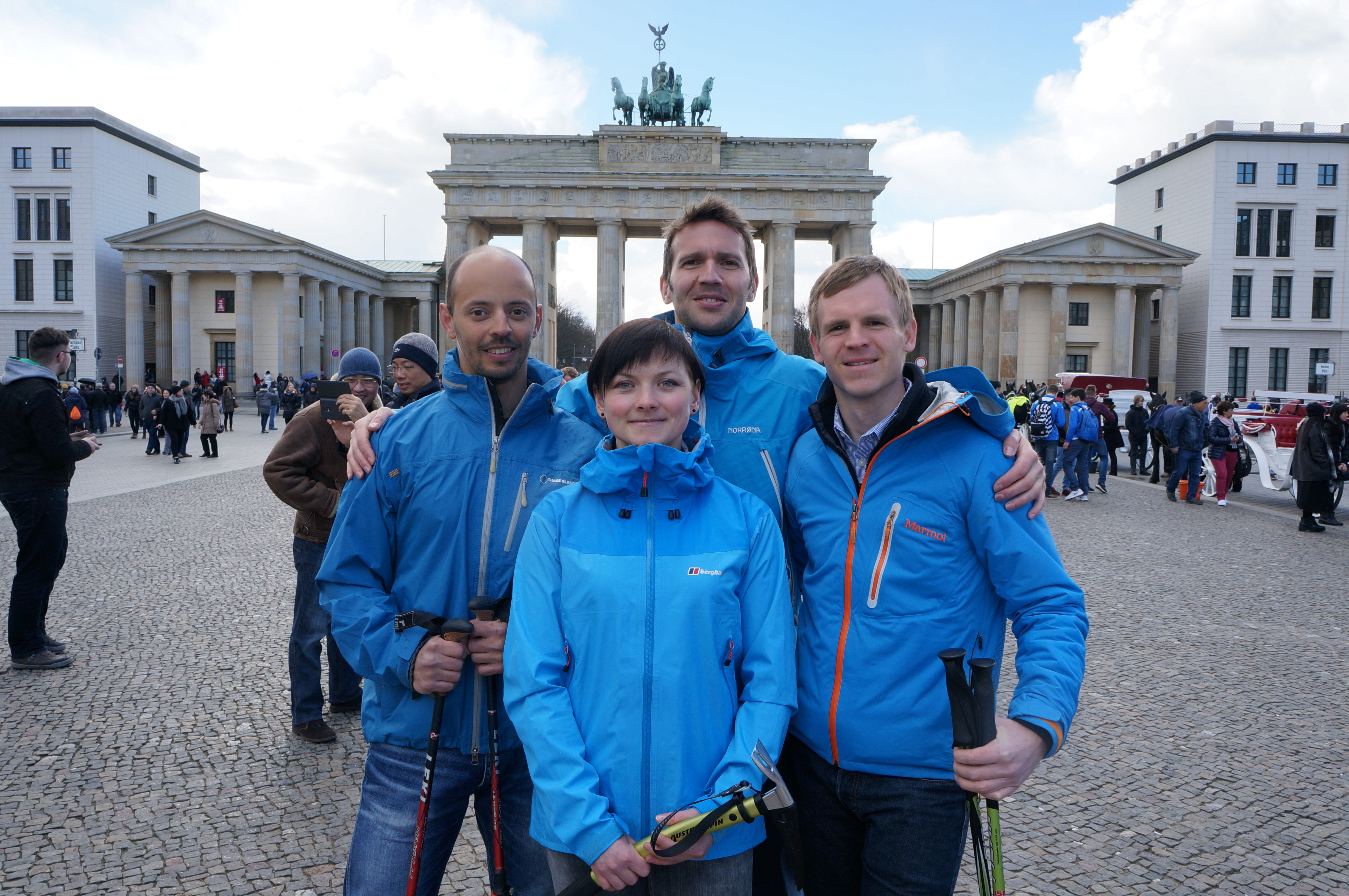 Patagonian Expedition Race 2016, Patagonia, Chile, Team Patagonia Germany Team Photo