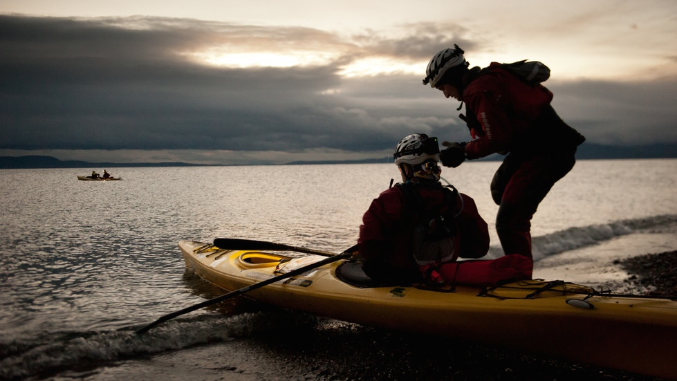 Patagonian Expedition Race, Team Kayak Expedition, Patagonia, Chile