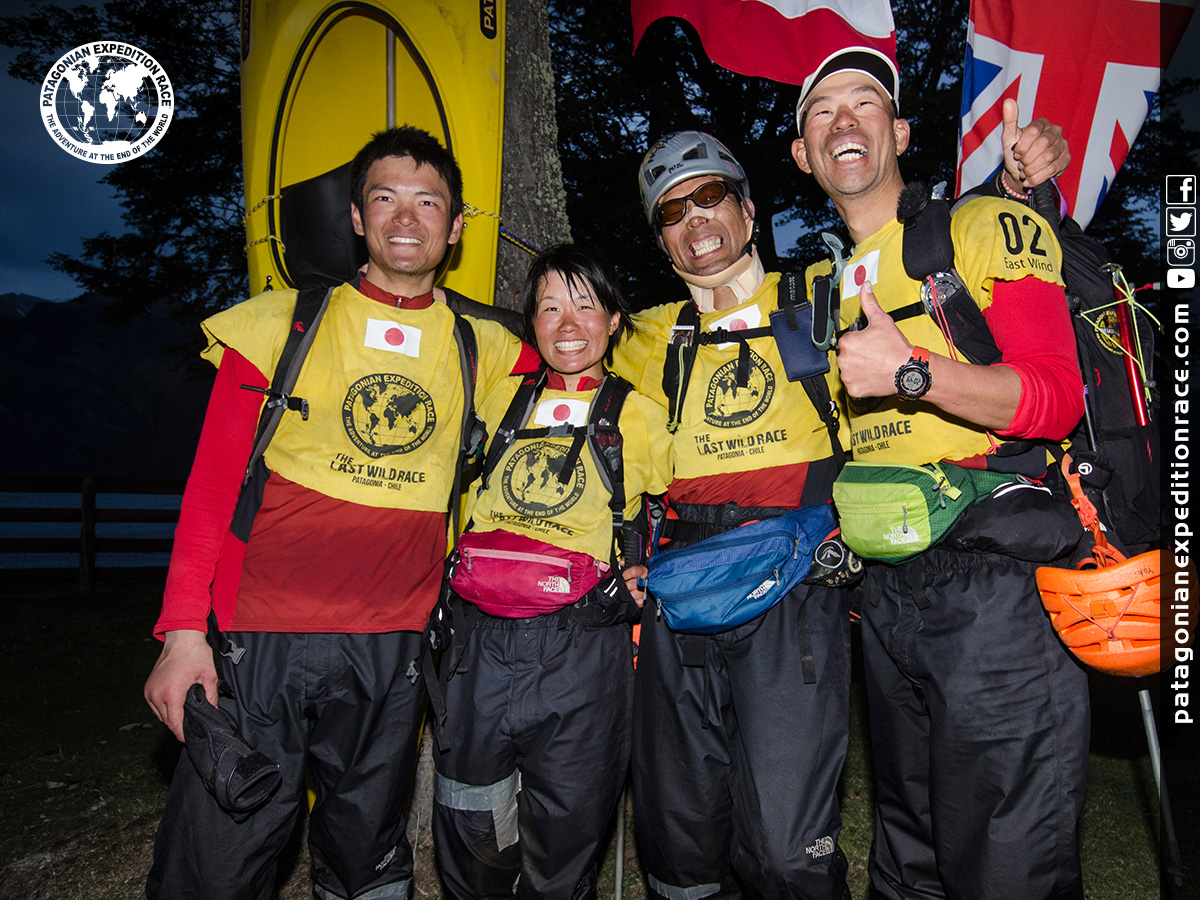 Team Expedition through Chilean Patagonia; Mountain Climbing Expedition; Kayak Expedition; Bike Expedition; Trekking; Team East Wind; Patagonian Expedition Race 2016 in Patagonia, Chile