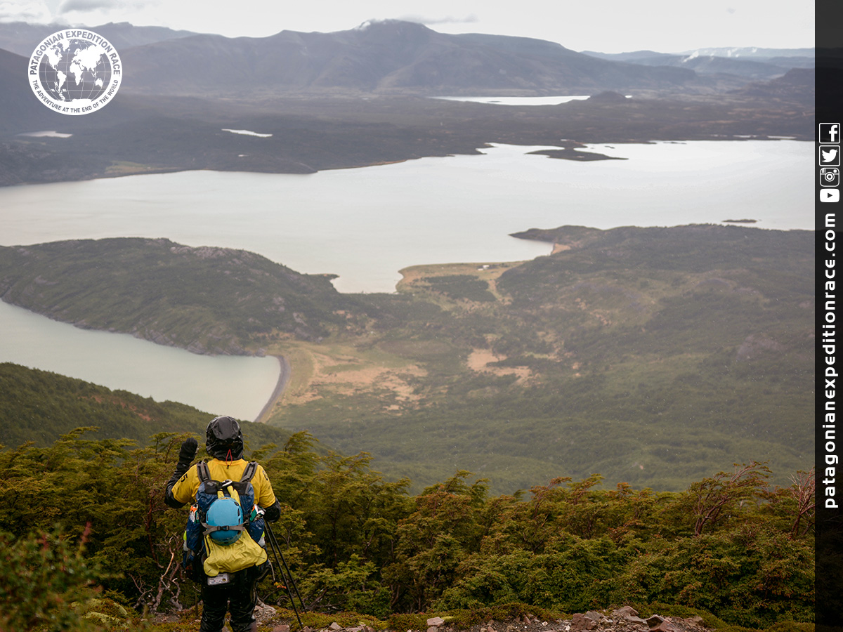 Team Expedition through Chilean Patagonia; Mountain Climbing Expedition; Trekking; Patagonian Expedition Race 2016 in Patagonia, Chile