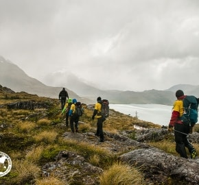 Team Expedition through Chilean Patagonia; Trekking; Team GODZone Adventure Racing; Patagonian Expedition Race 2016 in Patagonia, Chile