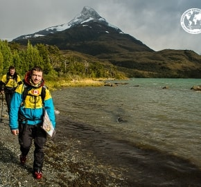 Team Expedition through Chilean Patagonia; Trekking; Team Mind Over Body; Patagonian Expedition Race 2016 in Patagonia, Chile