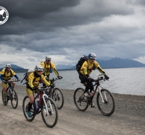 Team Expedition through Chilean Patagonia; Bike Expedition; Team YogaSlackers; Patagonian Expedition Race 2016 in Patagonia, Chile