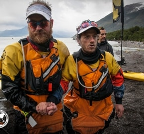 Team Expedition through Chilean Patagonia; Kayak Expedition; Kayak Expedition; Team YogaSlackers; Patagonian Expedition Race 2016 in Patagonia, Chile