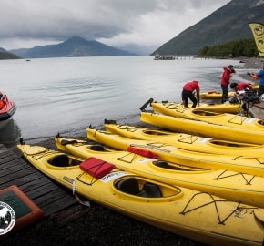 Team Expedition through Chilean Patagonia; Kayak Expedition; Patagonian Expedition Race 2016 in Patagonia, Chile