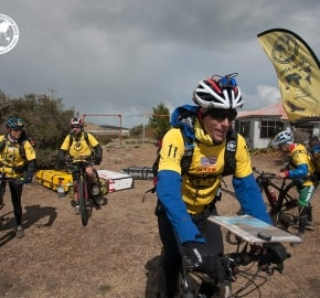 Team Expedition through Chilean Patagonia; Bike Expedition; Team NorCal Odysssey; Patagonian Expedition Race 2016 in Patagonia, Chile