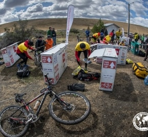 Team Expedition through Chilean Patagonia; Mountain Bike Expedition; Patagonian Expedition Race 2016 in Patagonia, Chile