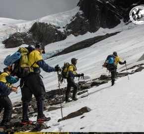 Team Expedition through Chilean Patagonia; Mountain Climbing Expedition; Trekking; Team Merrell Adventure Addicts; Patagonian Expedition Race 2016 in Patagonia, Chileper1602waal5765