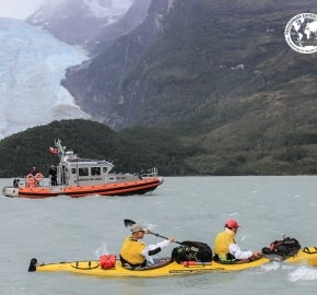 Team Expedition through Chilean Patagonia; Kayak Expedition; Team East Wind; Patagonian Expedition Race 2016 in Patagonia, Chile