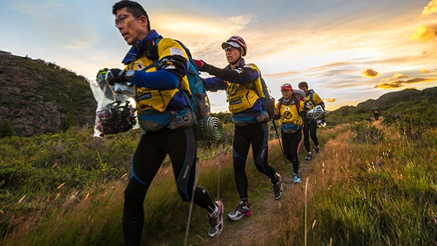 Patagonian Expedition Race 2013; Patagonia, Chile; Trekking Expedition; Team Expedition; Team East Wind;
