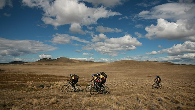 Patagonia, Chile Team Bike Expedition Team Expedition Race Patagonian Expedition Race