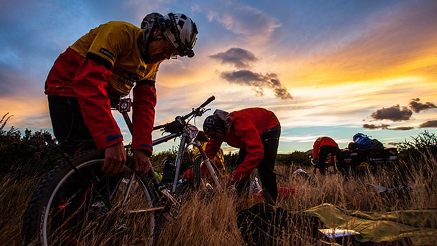 Patagonian Expedition Race 2013, Team Bike Expedition Stage, Patagonia, Chile