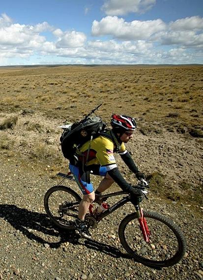 Team NorCal Tim PER Bike